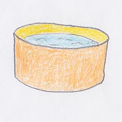 4. らっきょう酢の完成です