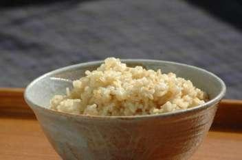 玄米そのものに味がある