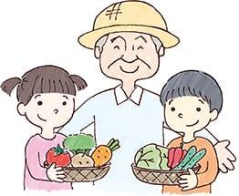 有機農法の未来を守る