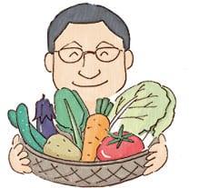 有機野菜の価値を高めたい